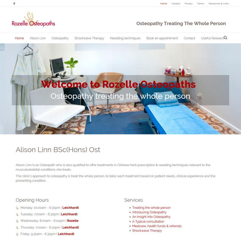Example Websites   MyWeb